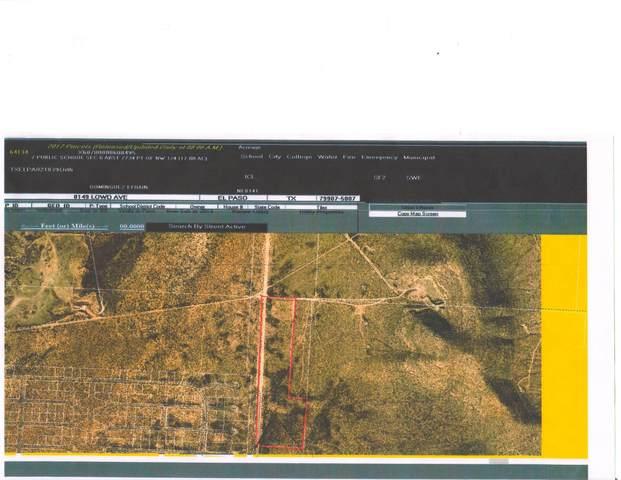 64134 Desert Storm Rd, El Paso, TX 79938 (MLS #843395) :: Summus Realty
