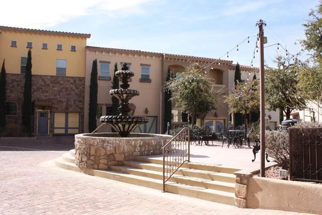 6350 Escondido Drive A22, El Paso, TX 79912 (MLS #843418) :: Preferred Closing Specialists