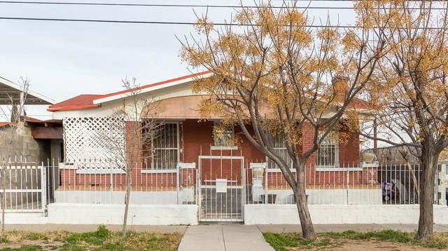 714 N Luna Street, El Paso, TX 79903 (MLS #843424) :: Summus Realty