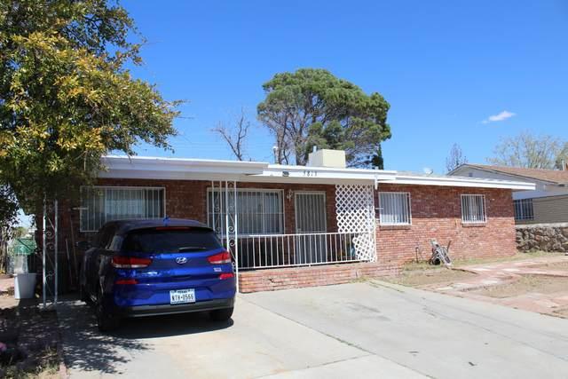 5813 Tarpon Drive, El Paso, TX 79924 (MLS #843428) :: Summus Realty