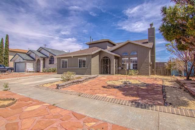 11044 Loma De Color Drive, El Paso, TX 79934 (MLS #843435) :: Summus Realty