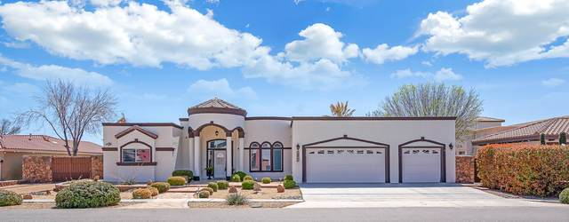 6128 Laguna Vista Drive, El Paso, TX 79932 (MLS #843439) :: Preferred Closing Specialists