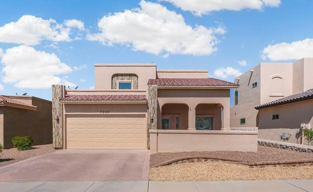 7355 Via Canutillo Drive, El Paso, TX 79911 (MLS #843455) :: Preferred Closing Specialists
