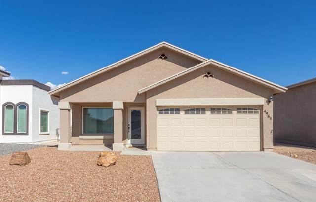 4968 Rose Elise Street, El Paso, TX 79938 (MLS #843460) :: Summus Realty