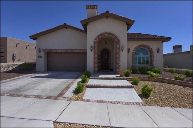 7726 Enchanted Ridge Drive, El Paso, TX 79911 (MLS #843477) :: Preferred Closing Specialists