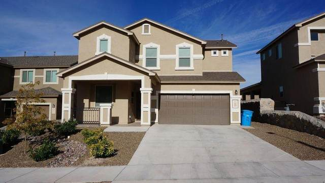 129 S Manzanita Drive, El Paso, TX 79928 (MLS #843485) :: The Matt Rice Group