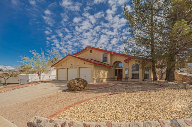 6200 Bluff Ridge Drive, El Paso, TX 79912 (MLS #843512) :: Summus Realty