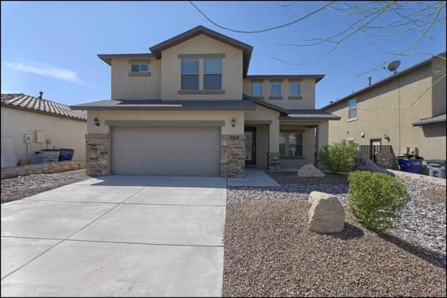 7312 Meadow Sage, El Paso, TX 79911 (MLS #843513) :: Preferred Closing Specialists