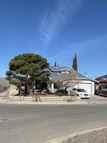 10901 Jo Dimaggio Circle, El Paso, TX 79934 (MLS #843552) :: Preferred Closing Specialists