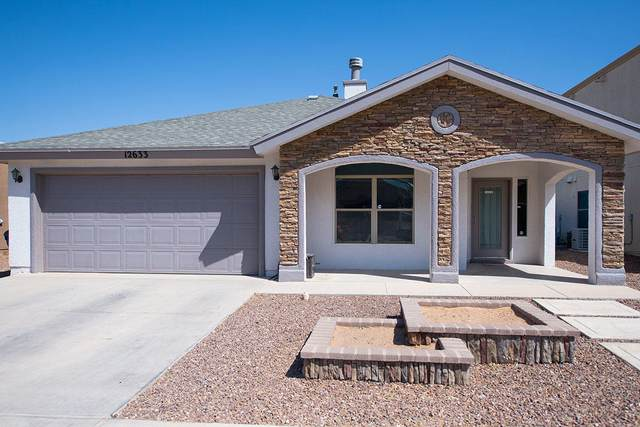 12633 Paseo Rosannie Avenue, El Paso, TX 79928 (MLS #843565) :: Preferred Closing Specialists