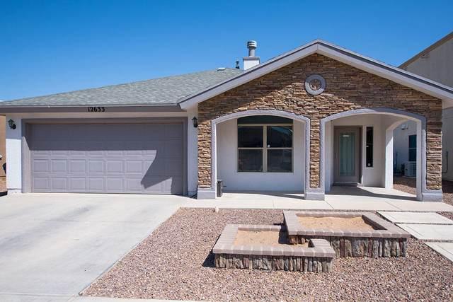 12633 Paseo Rosannie Avenue, El Paso, TX 79928 (MLS #843565) :: Summus Realty