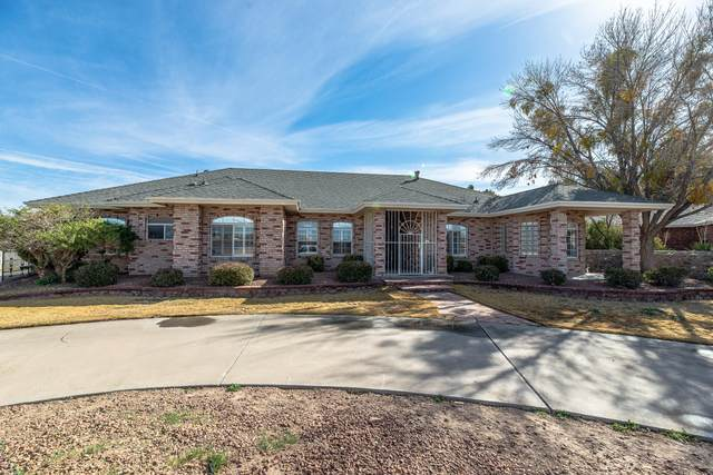 5357 Crawford Road, Santa Teresa, NM 88008 (MLS #843574) :: The Purple House Real Estate Group