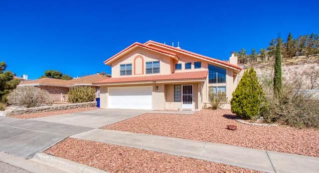 509 Castlerock Lane, El Paso, TX 79912 (MLS #843576) :: Summus Realty