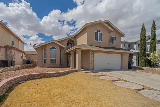 1513 Prickley Pear Drive, El Paso, TX 79912 (MLS #843581) :: Summus Realty