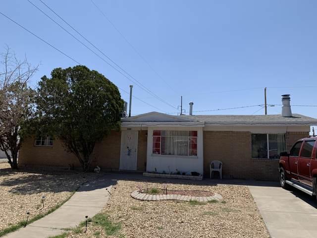 3920 Olympic Avenue, El Paso, TX 79904 (MLS #843582) :: Preferred Closing Specialists