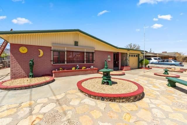 9111 Mount Rushmore Lane, El Paso, TX 79924 (MLS #843611) :: Preferred Closing Specialists