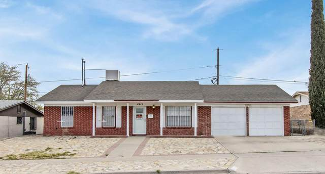 4612 Rolling Stone Avenue, El Paso, TX 79924 (MLS #843633) :: Preferred Closing Specialists