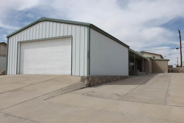 3727 Tyler Avenue, El Paso, TX 79930 (MLS #843636) :: Preferred Closing Specialists
