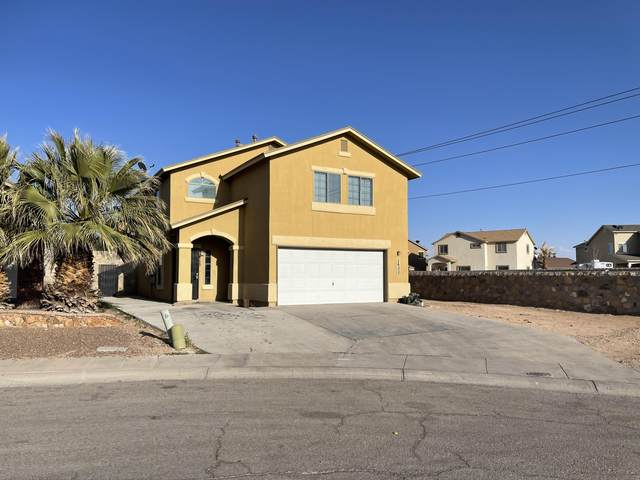 2600 Pete Sampras Place, El Paso, TX 79938 (MLS #843643) :: Preferred Closing Specialists