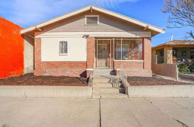3607 Clifton Avenue, El Paso, TX 79903 (MLS #843649) :: Summus Realty