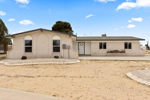 2912 Hector Drive, El Paso, TX 79935 (MLS #843657) :: Summus Realty