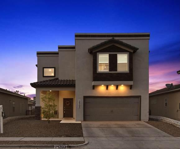 14203 Peyton Edwards Avenue, El Paso, TX 79938 (MLS #843671) :: Preferred Closing Specialists