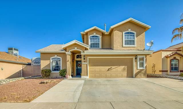 14257 Desert Ash Drive, Horizon City, TX 79928 (MLS #843677) :: The Matt Rice Group