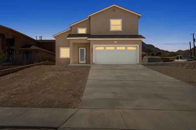 8601 Polaris Street, El Paso, TX 79904 (MLS #843679) :: Preferred Closing Specialists