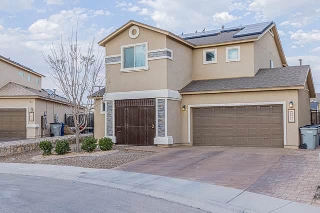 3148 Jim Barnes Place, El Paso, TX 79938 (MLS #843682) :: Preferred Closing Specialists