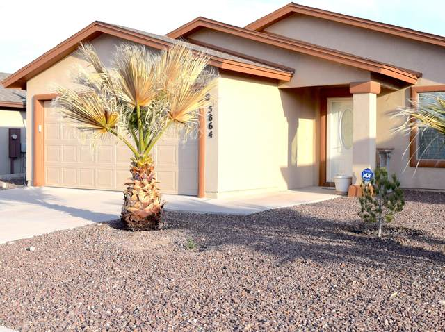 5864 Laurensito Street, Santa Teresa, NM 88008 (MLS #843683) :: Preferred Closing Specialists