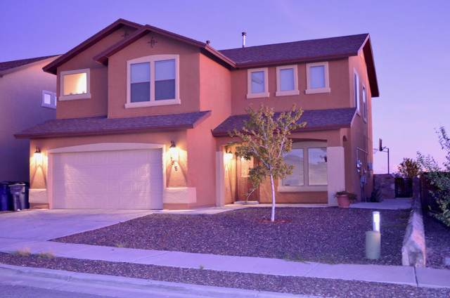 7516 Dewberry Drive, El Paso, TX 79911 (MLS #843702) :: Preferred Closing Specialists