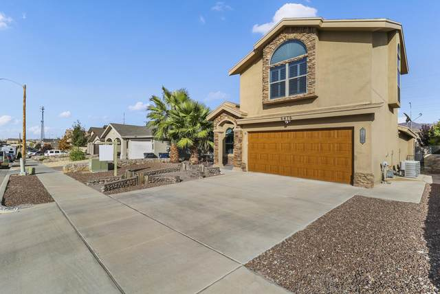 6476 Geyser Drive, El Paso, TX 79932 (MLS #843705) :: Preferred Closing Specialists