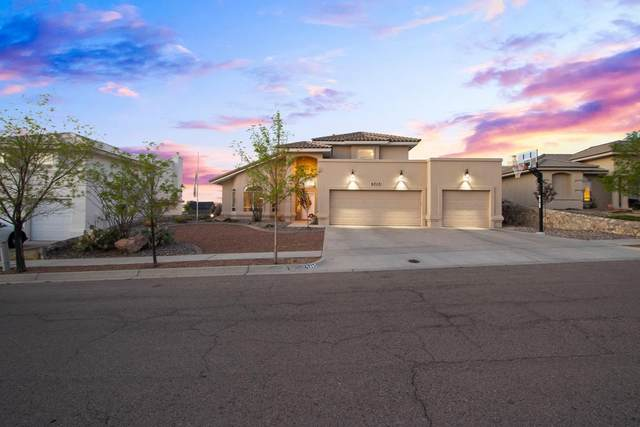 6713 Heritage Ridge Way, El Paso, TX 79912 (MLS #843707) :: Summus Realty