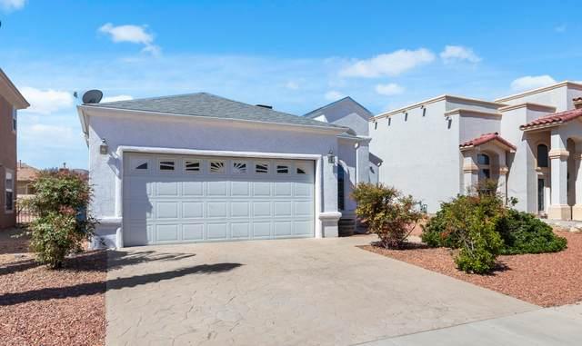 11329 Manuel Moreno Drive, El Paso, TX 79934 (MLS #843723) :: Summus Realty