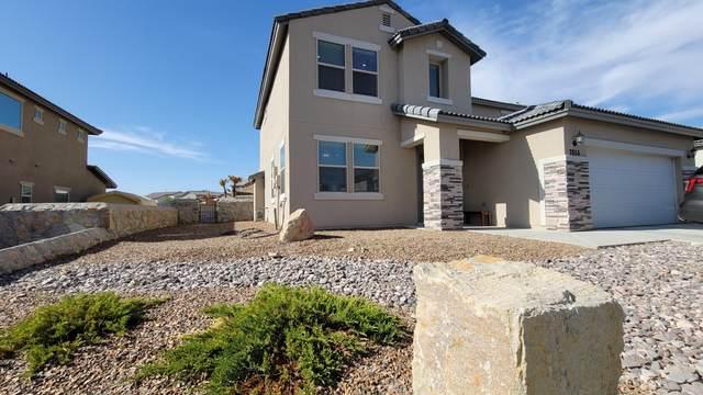7855 Enchanted Path Drive, El Paso, TX 79911 (MLS #843727) :: Preferred Closing Specialists