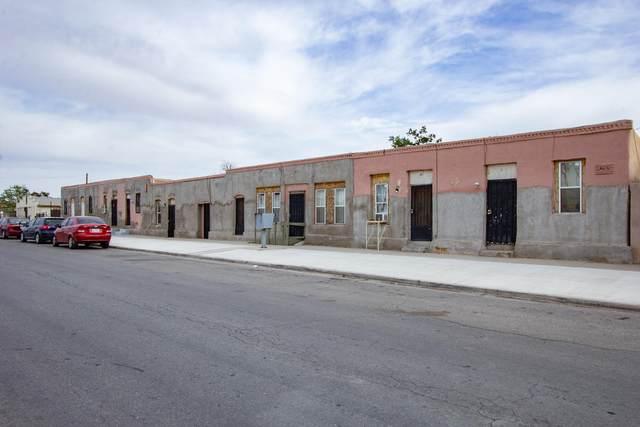 3420 Frutas Avenue, El Paso, TX 79905 (MLS #843730) :: Summus Realty