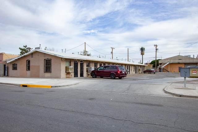 3408 Frutas Avenue, El Paso, TX 79905 (MLS #843731) :: Summus Realty