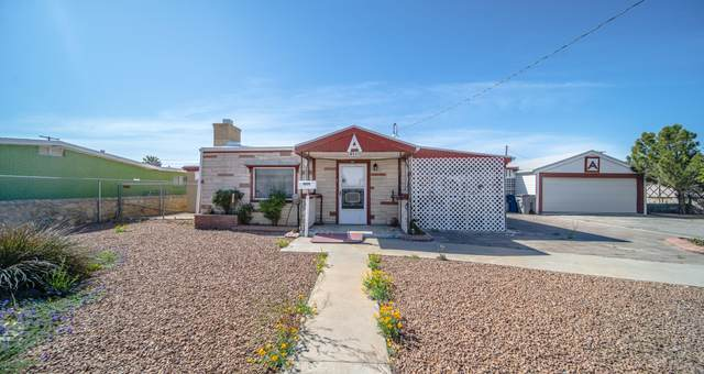 4930 Vulcan Avenue, El Paso, TX 79924 (MLS #843742) :: Preferred Closing Specialists