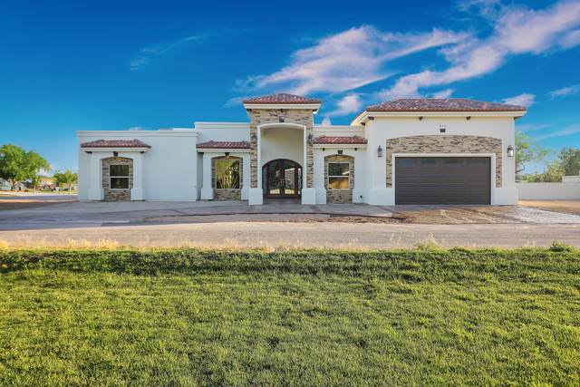 780 Hole In The Wall Road, San Elizario, TX 79849 (MLS #843756) :: Preferred Closing Specialists