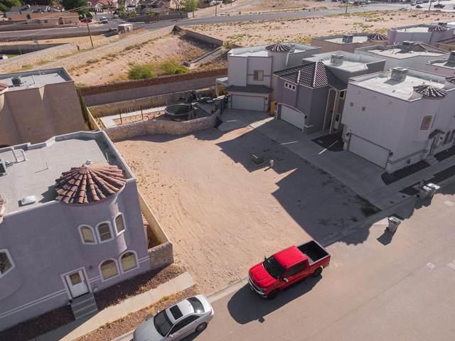12239 Gaudi Way, El Paso, TX 79938 (MLS #843779) :: The Matt Rice Group