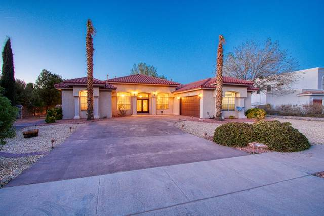 655 Country Oaks Drive, El Paso, TX 79932 (MLS #843781) :: Preferred Closing Specialists