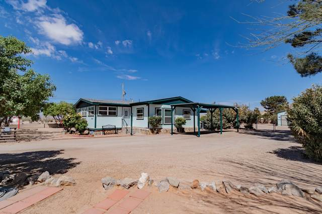 15401 Felix Avenue, El Paso, TX 79938 (MLS #843801) :: Summus Realty