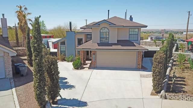 705 Springfire Drive, El Paso, TX 79912 (MLS #843807) :: Summus Realty