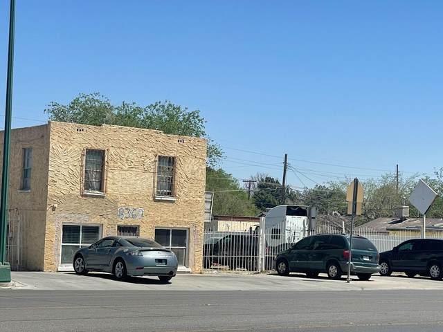 8369 Alameda Avenue, El Paso, TX 79907 (MLS #843810) :: Summus Realty