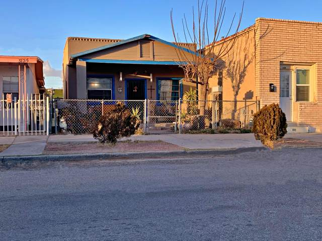 3127 Findley Avenue, El Paso, TX 79905 (MLS #843811) :: Preferred Closing Specialists
