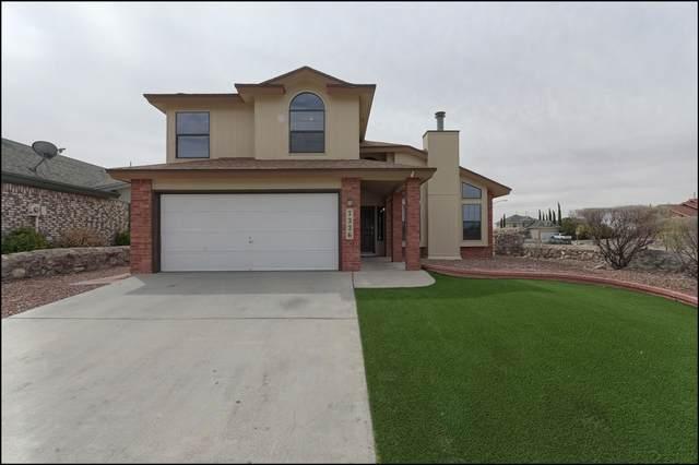 7226 Oval Rock Drive, El Paso, TX 79912 (MLS #843841) :: Summus Realty