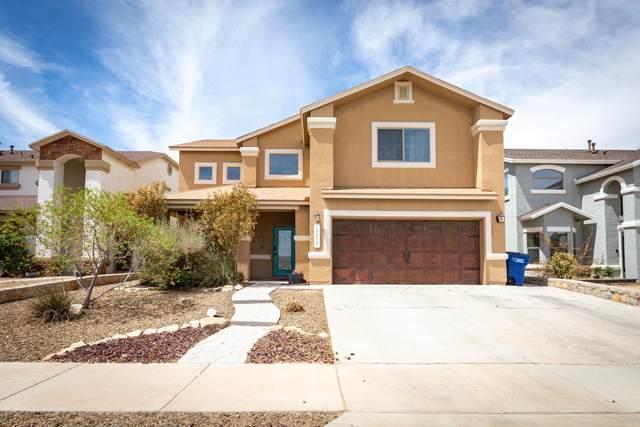 14435 Coyote Trail, El Paso, TX 79938 (MLS #843842) :: Preferred Closing Specialists