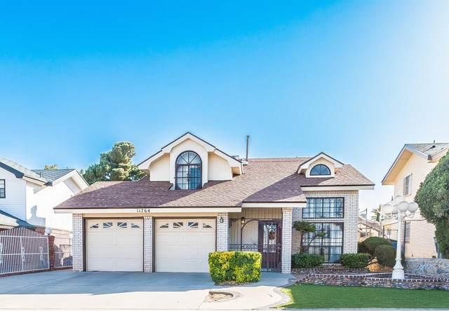 11764 Mcauliffe Drive, El Paso, TX 79936 (MLS #843845) :: Summus Realty