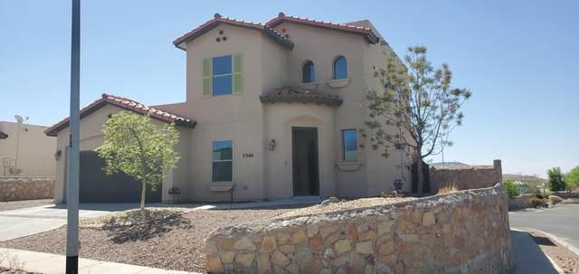 7346 Black Mesa Drive, El Paso, TX 79911 (MLS #843851) :: Preferred Closing Specialists