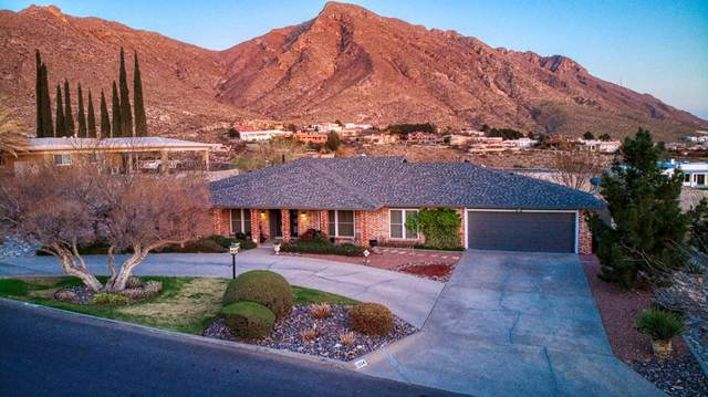 1004 Singing Hills Drive, El Paso, TX 79912 (MLS #843878) :: Preferred Closing Specialists